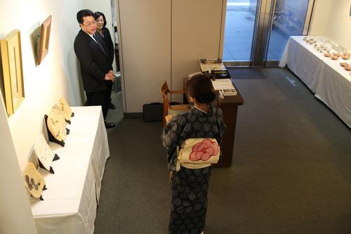 京都要庵歳時記 『番浦史郎遺作展』 津田画廊 1_d0033734_20211560.jpg