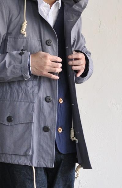 HAVERSACK/ハバーサック シャツジャケット/Shirt Jacket