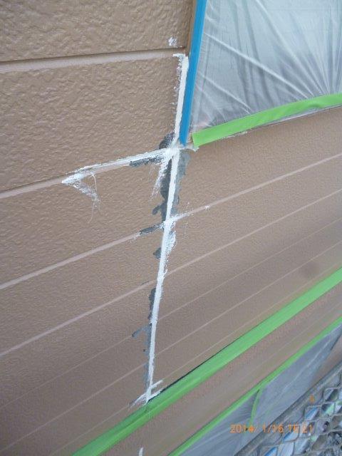 アパートの塗替えが進行中_e0207151_8394882.jpg