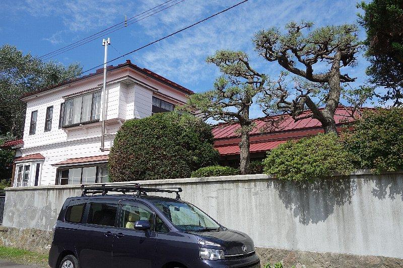 函館の若林家住宅_c0112559_9475117.jpg