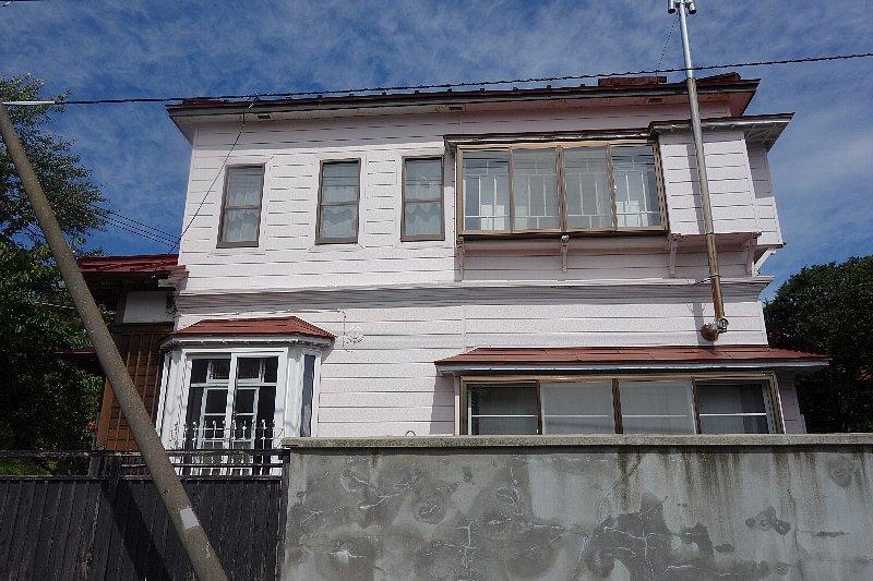 函館の若林家住宅_c0112559_9484056.jpg