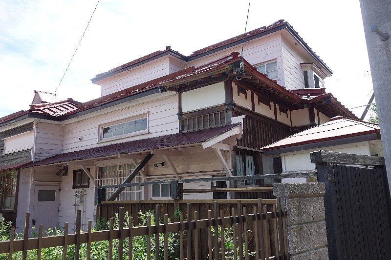函館の若林家住宅_c0112559_9484933.jpg