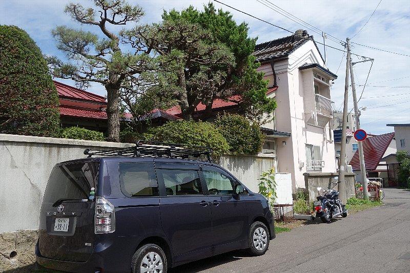函館の若林家住宅_c0112559_949919.jpg