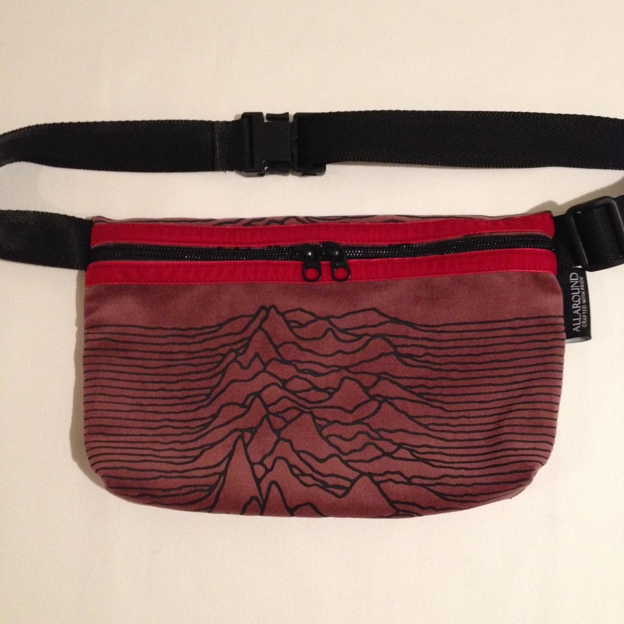 Rala x ALLAROUND COLLABORATION (Fac-10 mini waist pouch)_c0127070_1917418.jpg