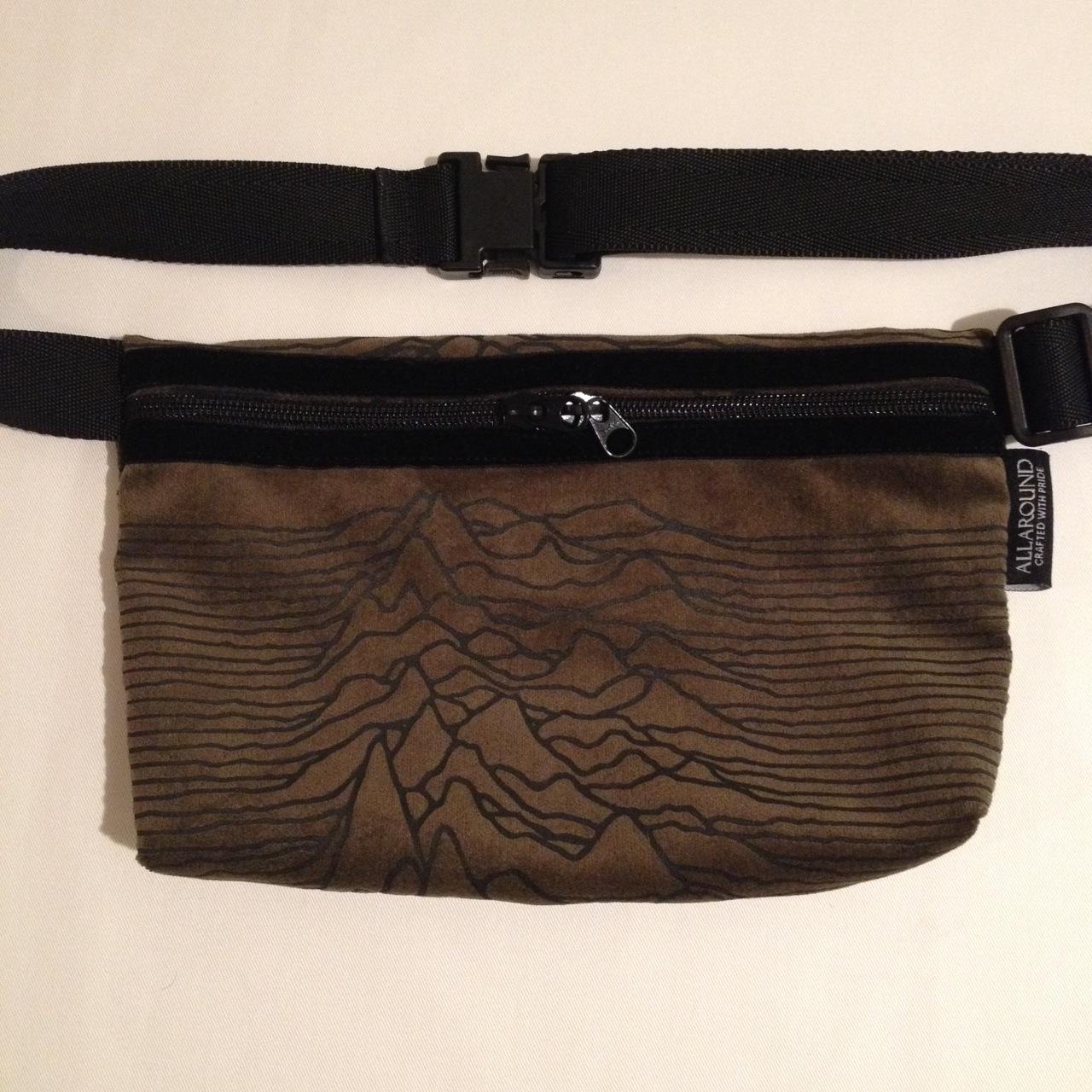 Rala x ALLAROUND COLLABORATION (Fac-10 mini waist pouch)_c0127070_1917430.jpg