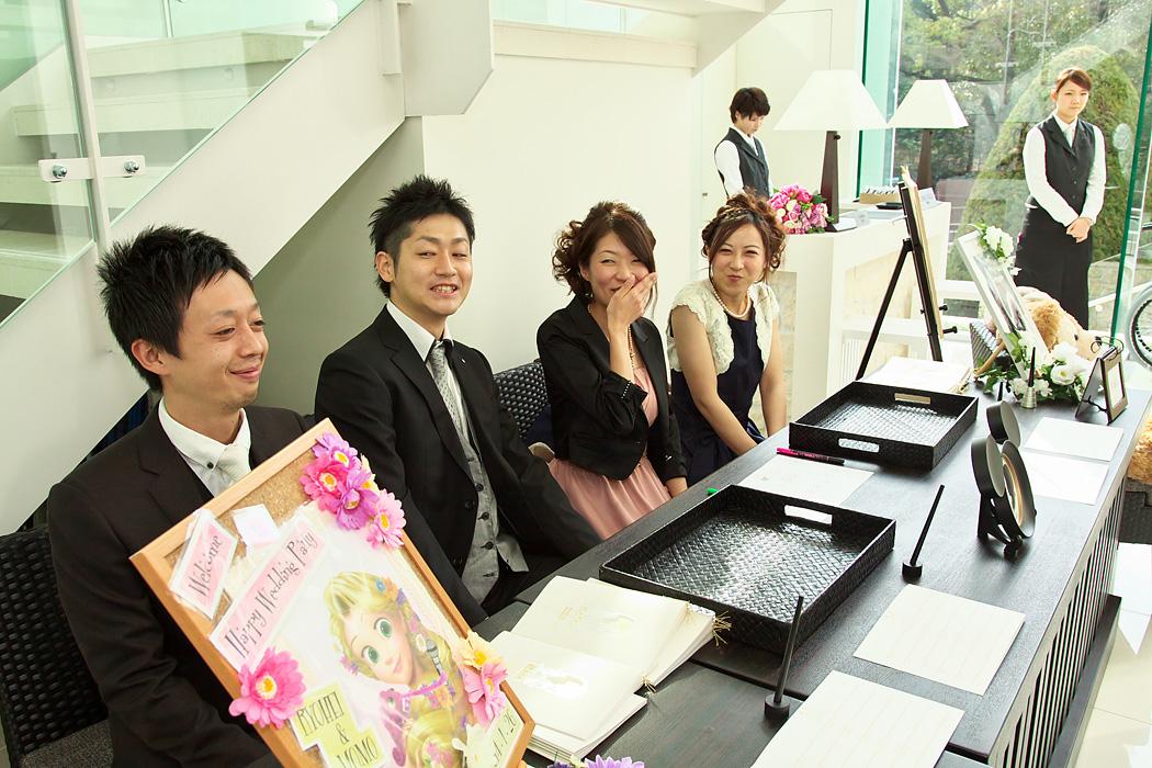 Happy Wedding! \\(^o^)/:Part3_c0187584_14304530.jpg