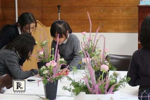 「お花のこよみ教室」2014.1.29_c0128489_19112602.jpg