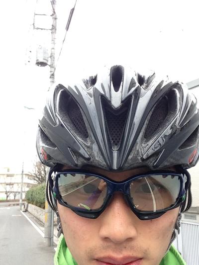 金栄堂サポート:明治大学体育会自転車部主将・西沢倭義選手アイウェアインプレッション!_c0003493_1315764.jpg