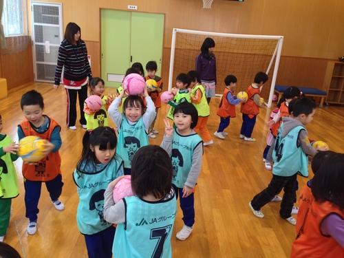 2013.1.24 金足西幼児園・上新城幼児園_e0272194_1739529.jpg