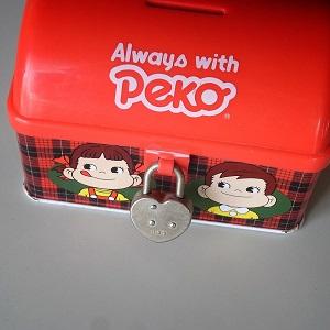 pekoちゃんの貯金箱_b0067598_17593883.jpg