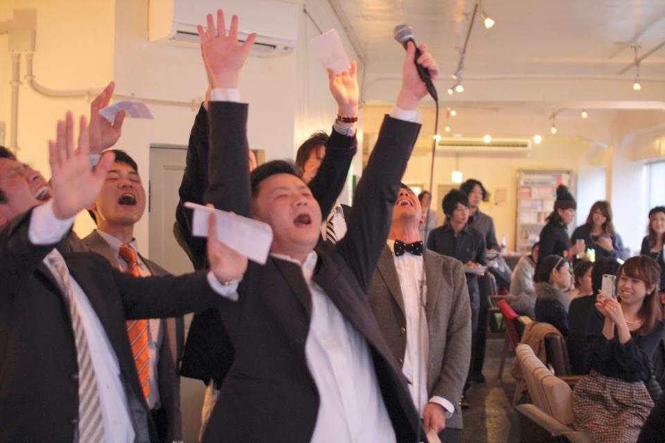 ren & mayu The wedding ceremony second party _e0115904_4305153.jpg