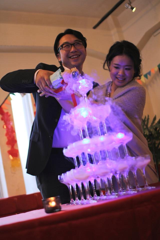 ren & mayu The wedding ceremony second party _e0115904_441467.jpg