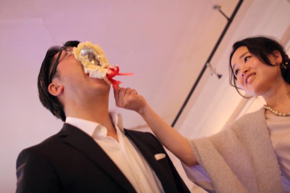 ren & mayu The wedding ceremony second party _e0115904_4423996.jpg