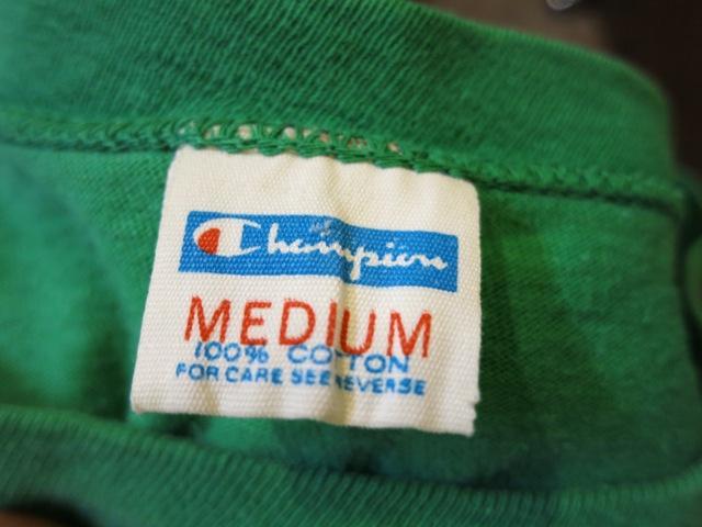2月2日(日)入荷商品!70'S チャンピオン バータグ Tシャツ!_c0144020_19032811.jpg