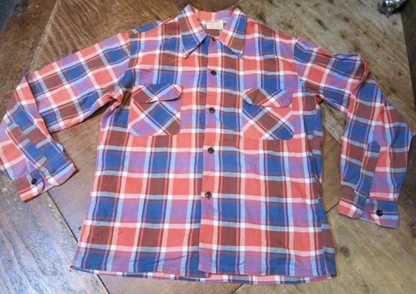 2月2日(日)入荷商品!PENNY'S 40-50\'S コットン シャツ! _c0144020_19063388.jpg
