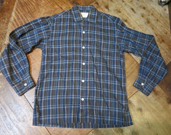 2月2日(日)入荷商品!60'S AMCコットンシャツ!_c0144020_19105663.jpg