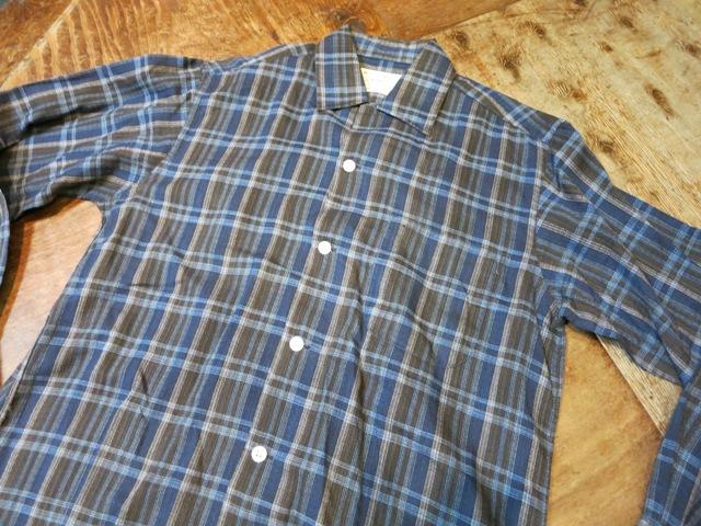 2月2日(日)入荷商品!60'S AMCコットンシャツ!_c0144020_19105995.jpg