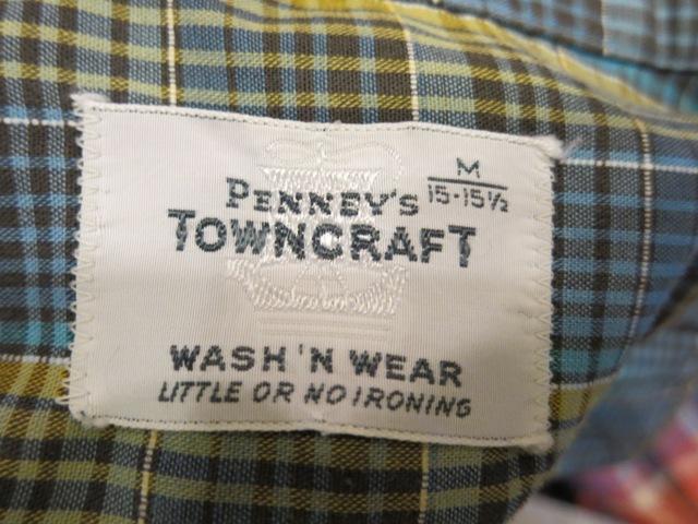 2月2日(日)入荷商品!60'S Penny's TOWN CRAFT シャツ!_c0144020_19145105.jpg