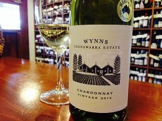 南オーストラリア シャルドネの白ワイン・・・_a0254125_1543239.jpg