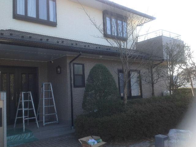 塗装工事15日目  終了 そして準備_f0031037_1965459.jpg
