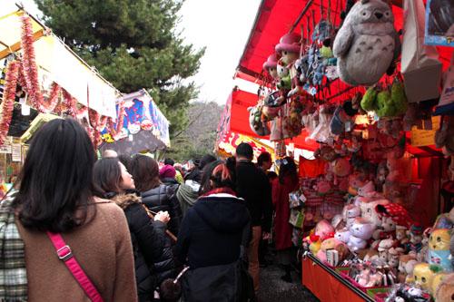 吉田神社 節分めぐり3_e0048413_20465737.jpg