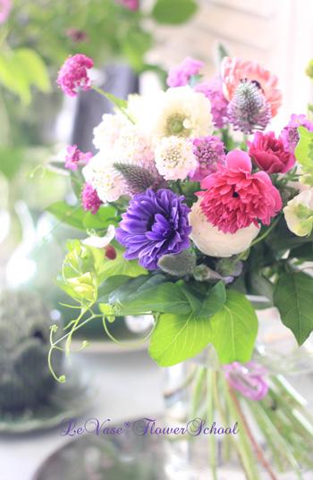 春のお花がいっぱい♡_e0158653_110530.jpg