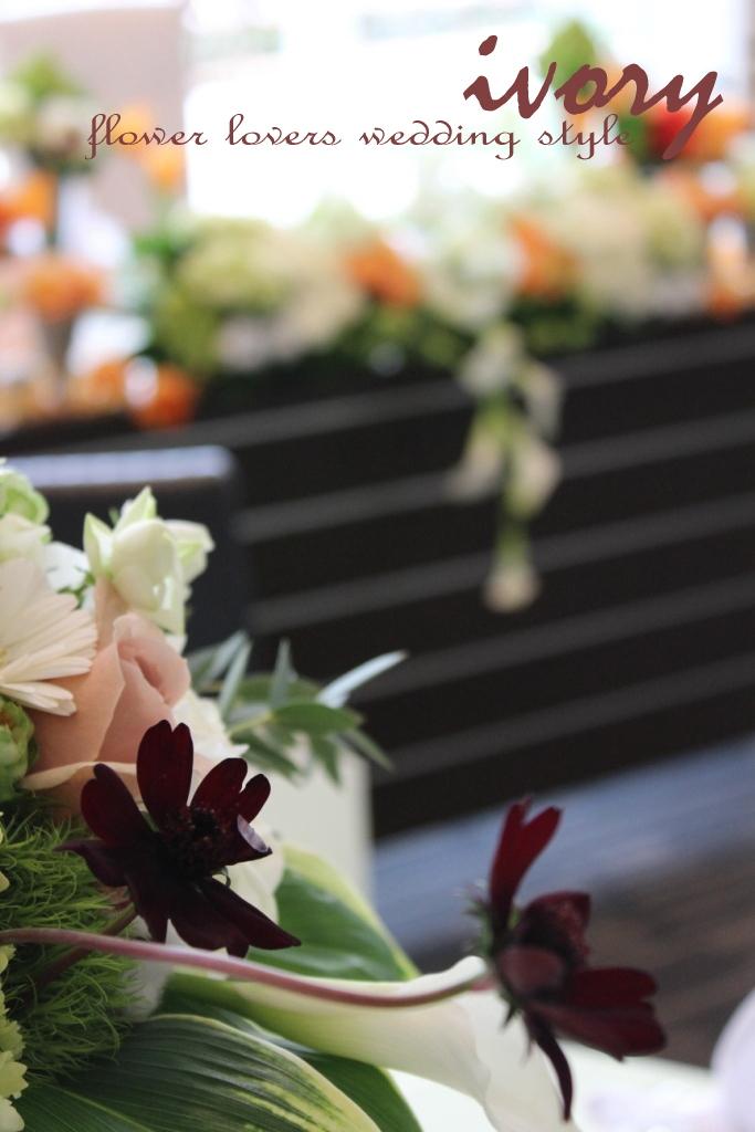 ~昨日の婚礼から~ 【倉敷FORTUNA】_b0094378_1254777.jpg