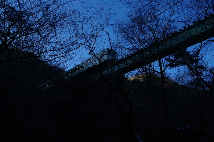 鉄橋の小海線_f0163491_1720992.jpg