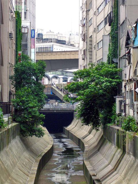 渋谷川暗渠、2度めの移設_c0163001_23544024.jpg