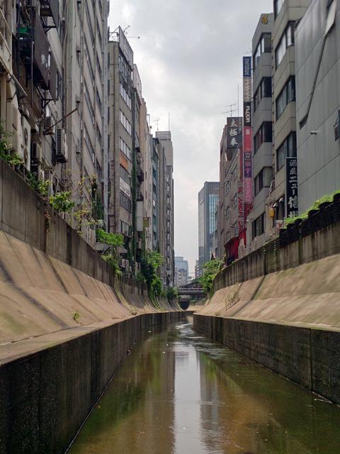 渋谷川暗渠、2度めの移設_c0163001_2355972.jpg