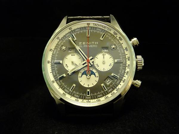 san francisco 46cc5 6f992 ゼニス エル・プリメロ 410 : 熊本 時計の大橋 オフィシャルブログ