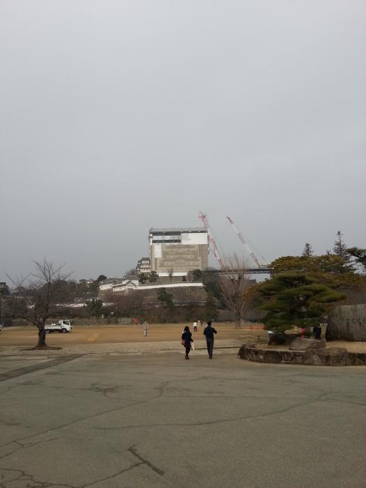 小豆・黒田官兵衛・姫路城~_b0226322_14372161.jpg