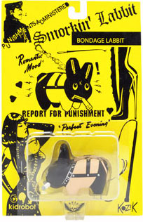 Smorkin Labbit Blister Packs: Bondage by Kozik_e0118156_21452960.jpg