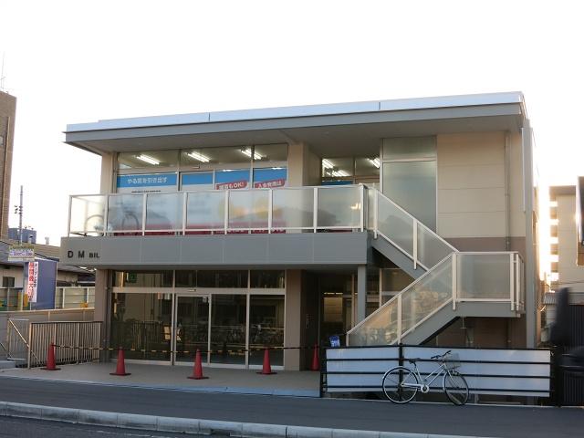 JR海田市駅南口の新テナントビルが完成_b0095061_12281355.jpg