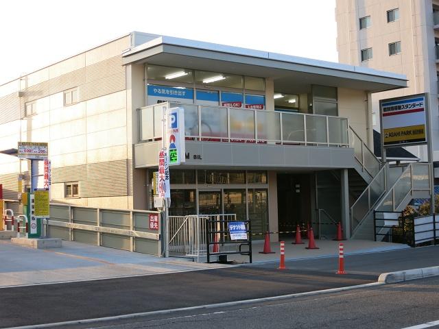 JR海田市駅南口の新テナントビルが完成_b0095061_12282324.jpg