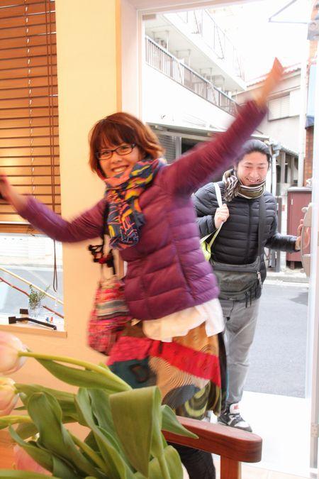 keiさん&おたけさん、おかえりなさいの女子会!_d0075863_13222545.jpg