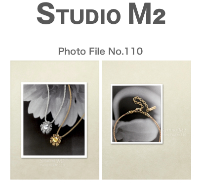 STUDIO M2 Photo File No.110「Satelliteのネックレス」_a0002672_11385074.jpg