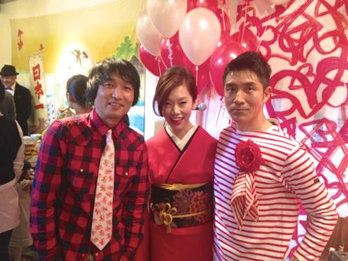 太郎さんようこさんのお祝いの茶宴へ_f0164187_18445327.jpg