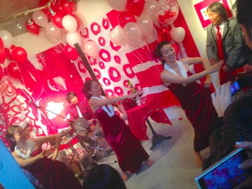 太郎さんようこさんのお祝いの茶宴へ_f0164187_18484225.jpg