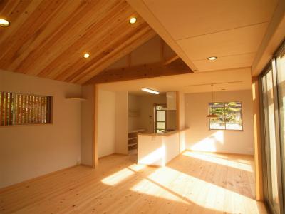 おいしい空気の「平屋の家」_f0059988_2315164.jpg