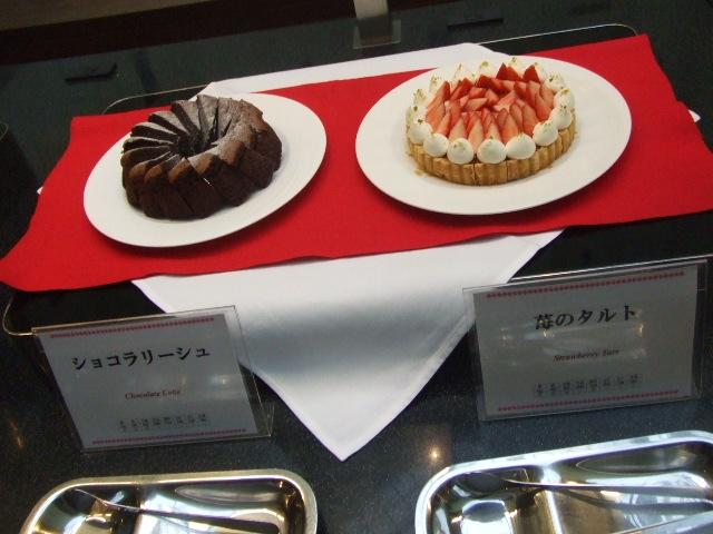 東京ベイ舞浜ホテル ファインテラス ショコラ&ストロベリーデザートビュッフェ_f0076001_21483156.jpg