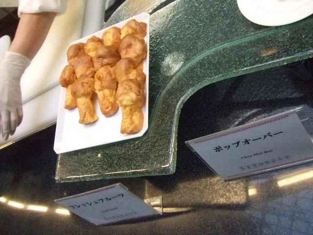 東京ベイ舞浜ホテル ファインテラス ショコラ&ストロベリーデザートビュッフェ_f0076001_21492629.jpg