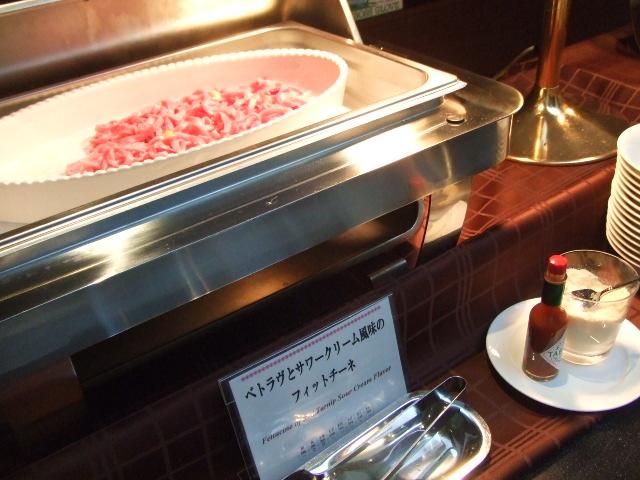 東京ベイ舞浜ホテル ファインテラス ショコラ&ストロベリーデザートビュッフェ_f0076001_215124.jpg