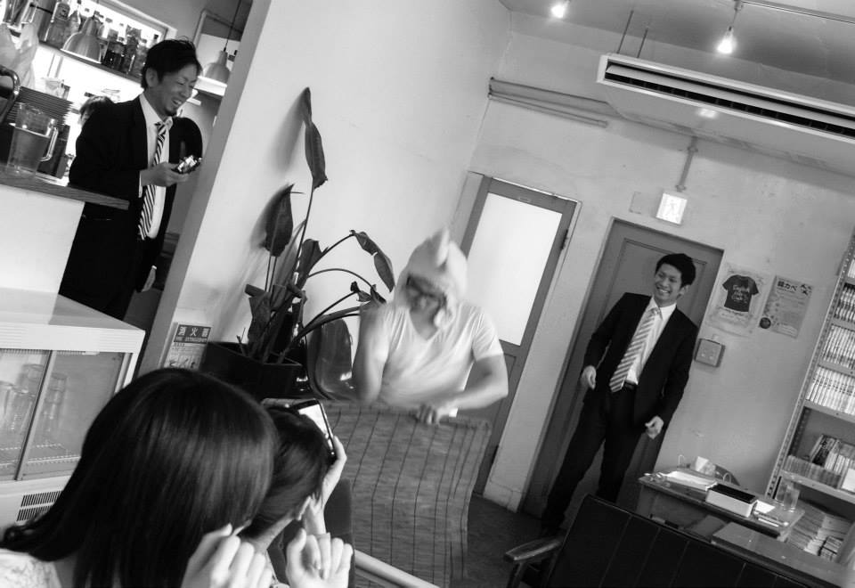 ren & mayu The wedding ceremony second party _e0115904_19334423.jpg