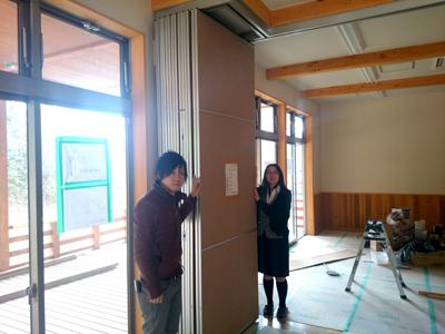 2/4サニープレイス入浴設備ほか_a0154110_1446445.jpg