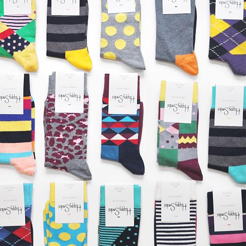 happy socks入荷のお知らせ。_d0193211_1551341.jpg