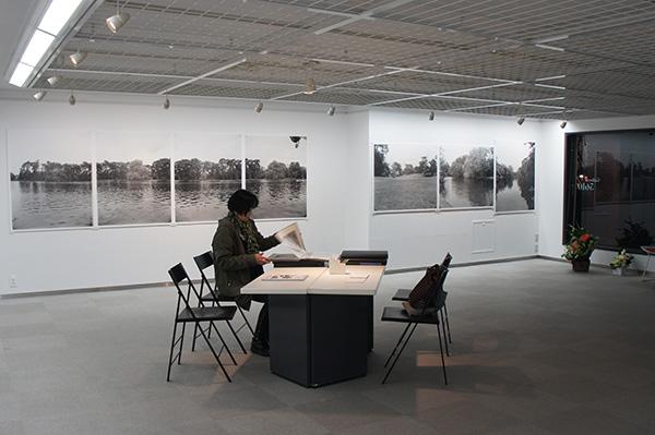 「パリ、ブーローニュの森 Hiro TOBE写真展」が始まりました。_f0171840_15163858.jpg