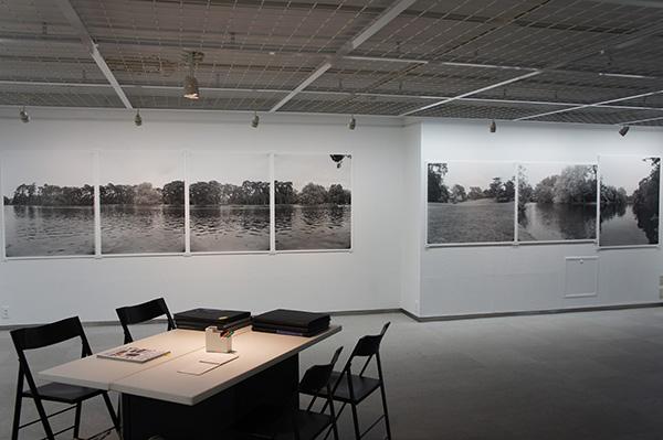 「パリ、ブーローニュの森 Hiro TOBE写真展」が始まりました。_f0171840_1536937.jpg