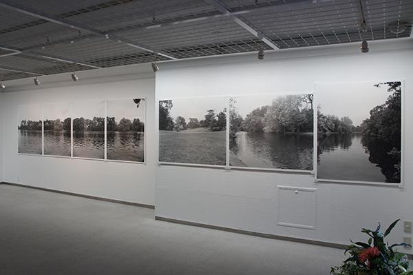 「パリ、ブーローニュの森 Hiro TOBE写真展」が始まりました。_f0171840_15373867.jpg