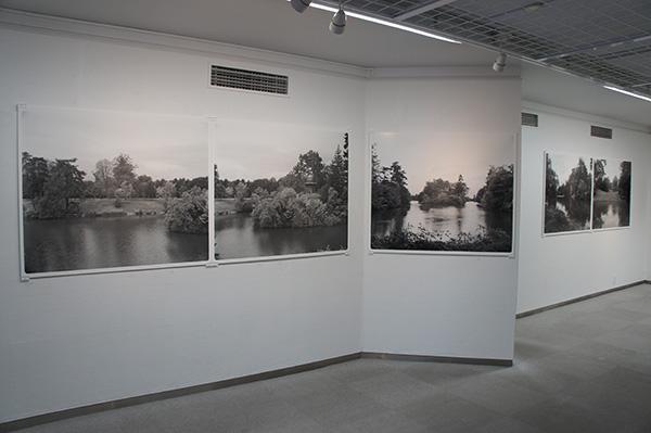「パリ、ブーローニュの森 Hiro TOBE写真展」が始まりました。_f0171840_15411124.jpg